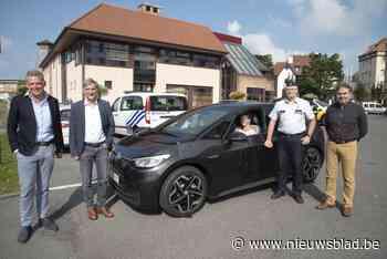 Politiezone Bredene-De Haan kiest voor elektrische auto