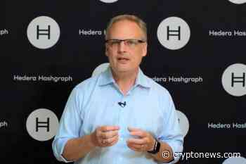 HBAR Jumps On USD 5.7B Promise From Hedera Hashgraph - Cryptonews