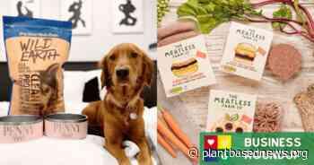 Plant-Based Pet Food Brand Wild Earth Raises $23 Million, And Other Vegan Business News - Plant Based News