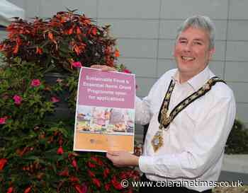 Council's aims to improve access to food and encourage sustainability - Coleraine Times