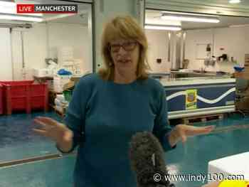 This market worker's sarcastic take on Brexit raising food costs is priceless - indy100