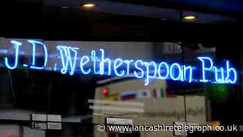 Lancashire Wetherspoons to slash the price of food and drink for one day only - Lancashire Telegraph