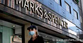 Britain's M&S blames Brexit for closing French food stores - Reuters