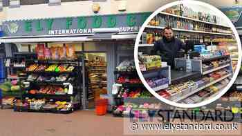 Ely Food Centre full of fresh food despite shortage warning - Ely Standard
