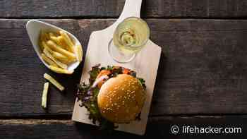 Champagne and Fast Food Are the Perfect Pairing - Lifehacker