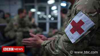 Coronavirus: NI asks for more assistance from military medics - BBC News