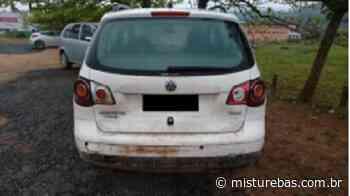Condutor colide contra traseira de veículo em Pomerode - Misturebas