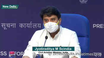 Drone industry will stand at $1.8 billion by 2026: Jyotiraditya Scindia