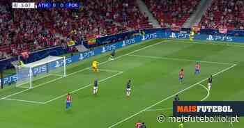 O resumo do empate do FC Porto em casa do Atlético de Madrid | MAISFUTEBOL - Maisfutebol