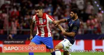 O vídeo do (polémico) golo anulado do FC Porto em casa do Atlético Madrid - SAPO Desporto