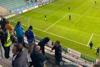 Buffalo's moedigen KAA Gent aan in Tallinn