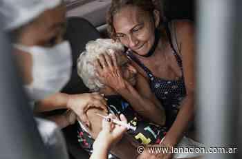 Coronavirus: Brasil acelera la campaña de vacunación y se posiciona cuarto a nivel mundial - LA NACION