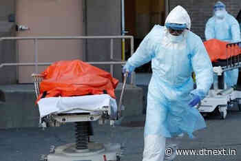 Italy reports 67 coronavirus deaths on Thursday, 5117 new cases - DTNext
