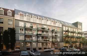 Bauwerk startet Vertrieb von 56 Eigentumswohnungen im neuen Münchner Projekt VINZENT - Presseportal.de