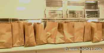Thunder Bay Jr. High offers meals for students – WBKB 11 - WBKB-TV