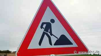 Bauarbeiten vor Zeitplan: Sperrung der K80 bei Reinbek kann früher wieder aufgehoben werden | shz.de - shz.de