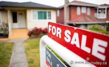 Homes listed for sale in Metro Vancouver have fallen to lows not seen since 2016