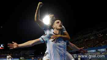 Rice joins Lampard in West Ham record books after netting in Europa League clash with Dinamo Zagreb