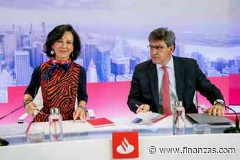 Banco Santander. Cuenta atrás para fijar el dividendo - Finanzas.com