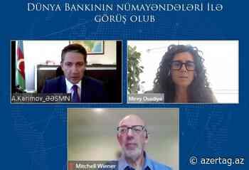 La cooperación con el Banco Mundial figura entre las prioridades de Azerbaiyán - AZERTAC Espanol