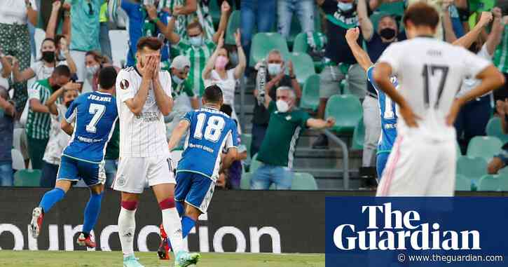 Celtic floored by Real Betis' four-goal fightback in Europa League opener