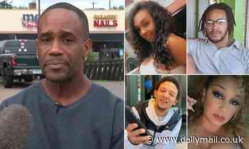 Dad of victim found shot dead in a car in a field with 3 friends says she KNEW the owner of vehicle