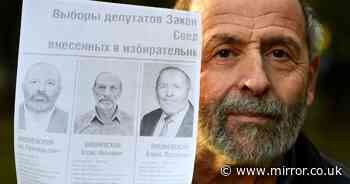 Vladimir Putin running 'lookalike' candidates with same name to confuse voters