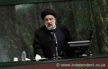 Iranian-American activists press Biden to be tough on Iran's new president in UN speech