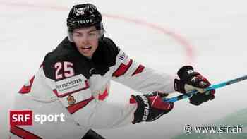 18-jähriger Verteidiger – Owen Power im NHL-Draft von Buffalo an Nummer 1 gezogen - Schweizer Radio und Fernsehen (SRF)