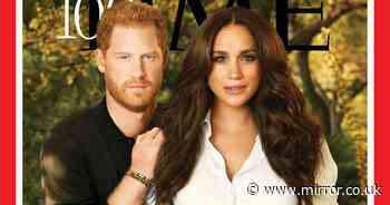 Meghan Markle and Prince Harry's Time photographer has touching link to Prince Philip