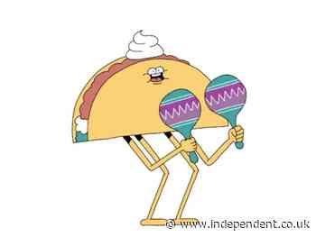 Florida county under fire for using dancing taco to mark Hispanic heritage month