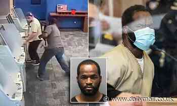 Lawyer for 'ATM machete attacker' says his client is unfit to stand trial