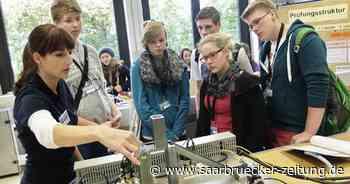 Galileo-Schule in Bexbach für Berufsförderung ausgezeichnet - Saarbrücker Zeitung
