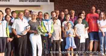 Stadt Bexbach ehrte seine Sportler - Saarbrücker Zeitung
