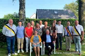 Martine en André gouden paar (Assenede) - Het Nieuwsblad