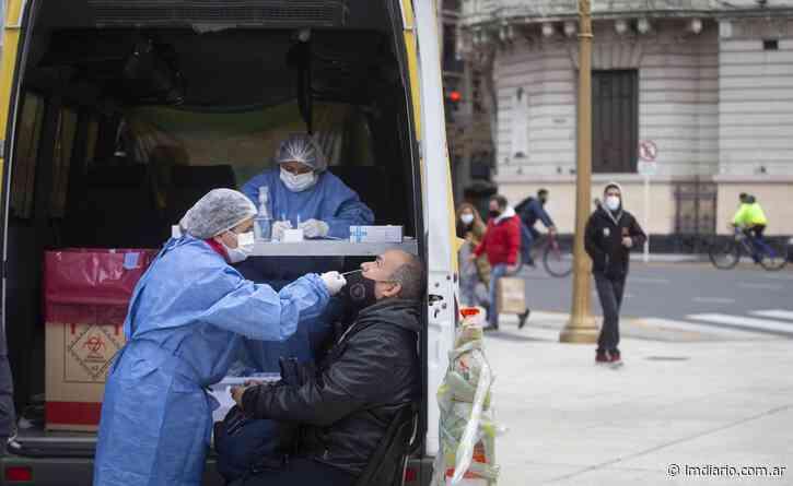 Coronavirus: 2.493 nuevos contagios y 135 muertes en las últimas 24 horas - La Nueva Mañana de Córdoba