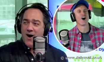 Nova FM's Fitzy and Wippa almost killed Ed Sheeran in radio prank gone wrong