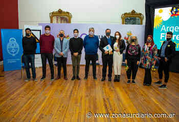 Se presentó en Quilmes el programa Argentina Florece Teatral - Zona Sur Diario