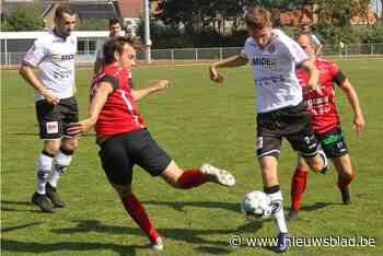 """Robbe Bakelandt (SK Roeselare-Daisel): """"Winnen is belangrijk... (Roeselare) - Het Nieuwsblad"""