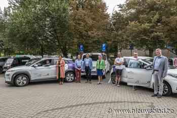 """Nieuwe elektrische deelwagens voor inwoners Roeselare: """"Dit ... (Roeselare) - Het Nieuwsblad"""