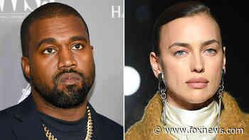 Irina Shayk breaks silence on rumored fling with Kanye West