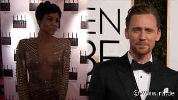 Loki-Star Tom Hiddleston datet Schauspielkollegin Zawe Ashton - RTL Online