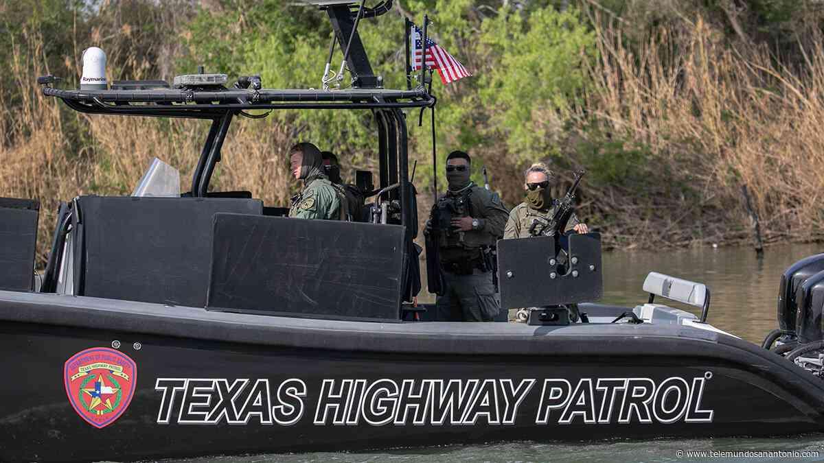 Abbott y la frontera: los resultados que ha arrojado el Operativo Lone Star hasta la fecha - Telemundo San Antonio