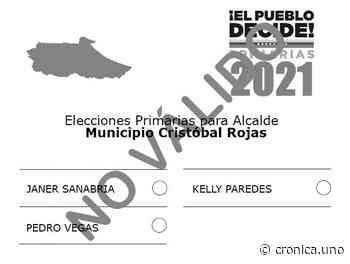 Tres precandidatos a la alcaldía de Charallave se medirán en primarias este domingo - Crónica Uno