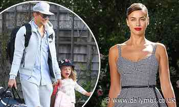 Irina Shayk calls ex Bradley Cooper a 'hands-on dad' to their daughter Lea with 'no nanny'