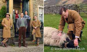 James Herriot and Co are still the best baa none: ROLAND WHITE reviews All Creatures Great And Small