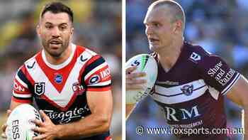 The ominous two-word text that ignited NRL's great fullback battle