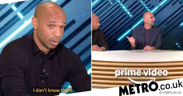 'I don't know them' – Arsenal legend Thierry Henry's perfect response to Spurs comment