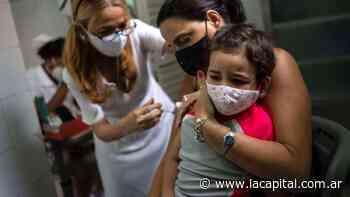 Cuba inició la vacunación de niños de dos años contra el coronavirus - La Capital