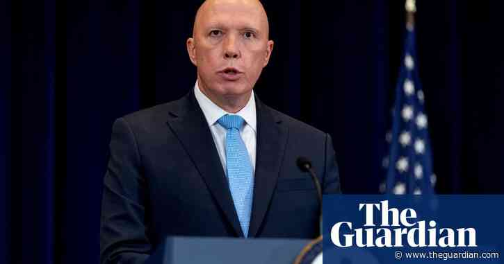More US military to deploy to Australia as Dutton dismisses China 'outbursts'